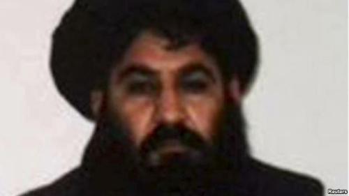 阿情报部门证实塔利班最高领导人曼苏尔死于空袭