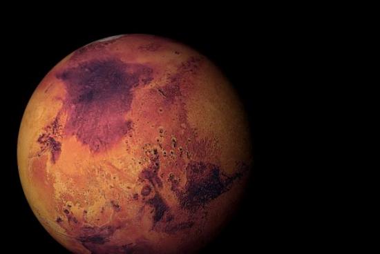 去外星球种粮食?研究员试验用火星相似土壤种菜