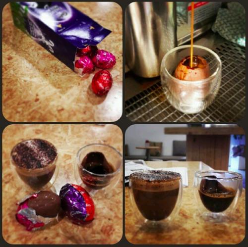 一饱口福:喝完咖啡吃杯子美味与创意同在(组图)