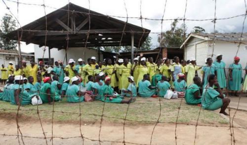 外媒:津巴布韦因犯人吃不饱而大赦部分囚犯