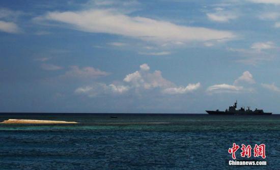 菲律宾通知美国暂停与美军在南海联合巡逻计划