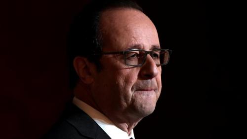 奥朗德宣布放弃竞选连任下届法国总统开创先例