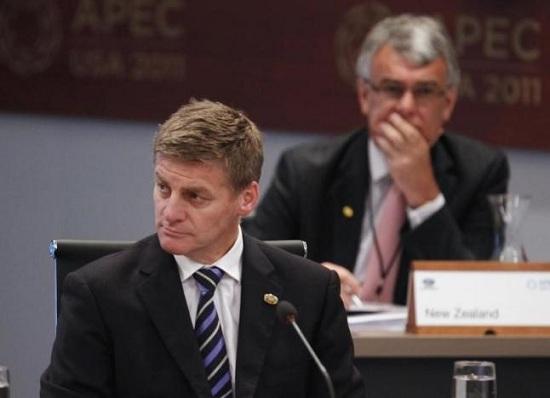 新西兰副总理证实将角逐执政党党首及总理职务