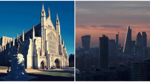 研究称温彻斯特是全英最宜居城市伦敦金融城排20名