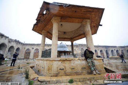 如今满目疮痍的阿勒颇,原来也曾如此美丽(组图)