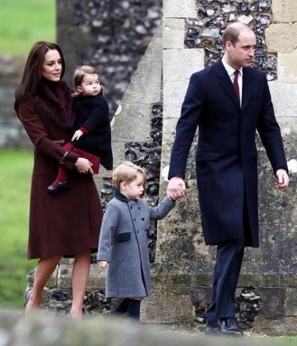 英国威廉王子一家迁回伦敦乔治小王子准备入学