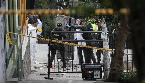 哥伦比亚首都一斗牛场附近发生爆炸至少31人伤