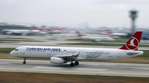 土耳其飞加拿大客机上现炸弹威胁字条人员疏散