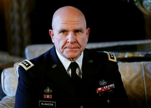 特朗普任命麦克马斯特为新任总统国家安全事务助理