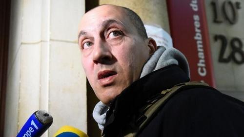 """偷走5幅名家画作法国""""蜘蛛人""""大盗被判8年监禁"""