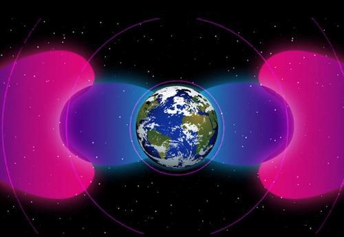 """NASA发现人造""""太空屏障""""可对抗太空高能带电辐射"""