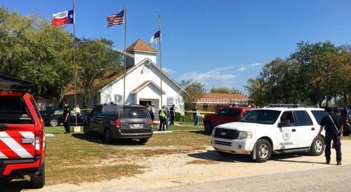 美国得州一教堂发生枪击案恐造成多人伤亡