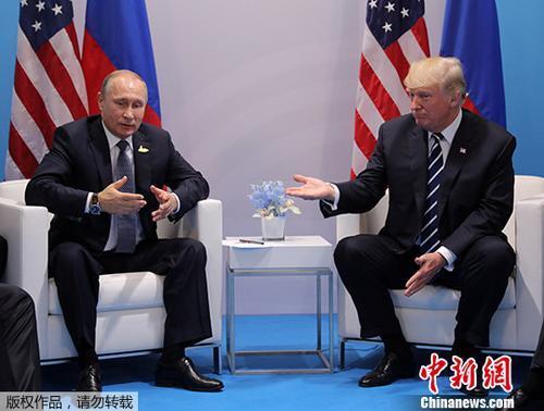 美俄总统未在越南举行正式会谈引关注