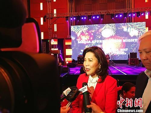 菲旅游部:2017年访菲中国游客稳破百万菲做好接待准备