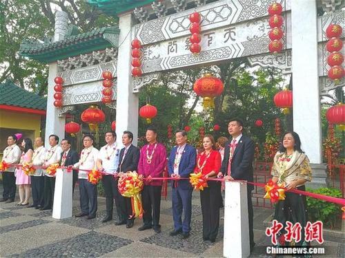 第18届中菲文化节开幕菲总统发贺信