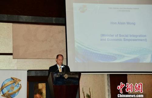 毛里求斯与中国合作空间广阔
