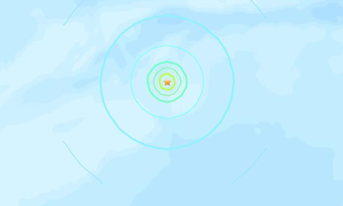 国地质勘探局:南大西洋斯科舍海发生5.6级地震