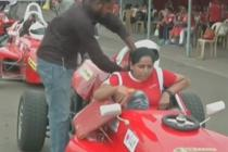 6位业余女车手入围印度全国赛车锦标赛