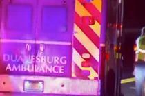 美国纽约州车祸致20人死亡