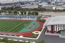 """探访平壤""""体育村"""""""