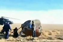 俄罗斯宇航员讲述逃生一刻
