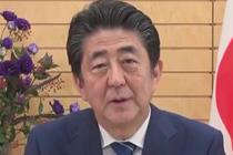 日本首相祝贺新中国成立70周年