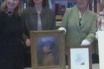 德国向法国收藏家归还纳粹掠夺画作