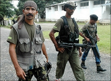 驻东帝汶维和部队夺取叛军基地 叛军头目逃脱