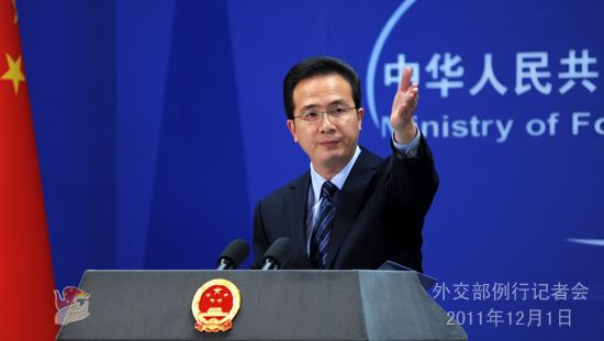 外交部就美缅关系改善对中国影响等答问(实录)