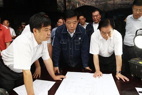 安监总局局长要求全力抢救攀枝花矿难被困者-中