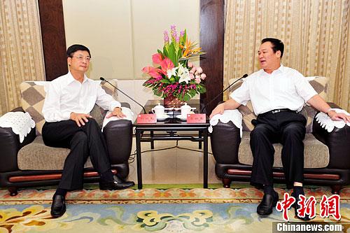 中新社、中新社广东分社成立60周年纪念活动举行