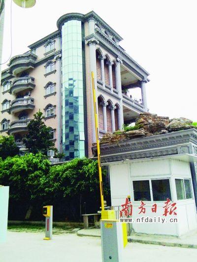 广东佛山官员被指身家过亿其子名下有多家公司