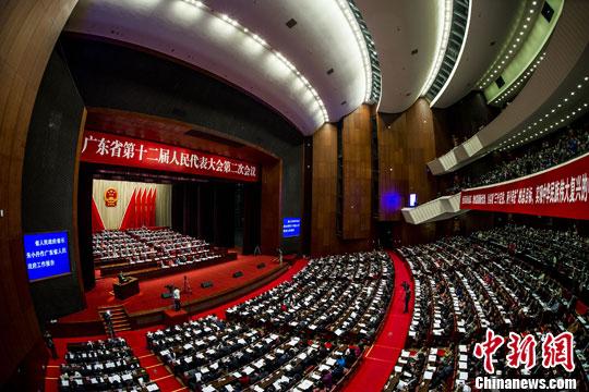 广东着力提升对外开放水平构建开放型经济新体制