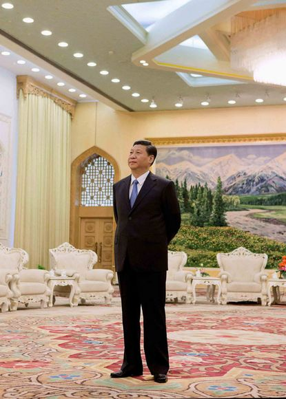 外媒刊文:正在唤醒中国的习近平(图)