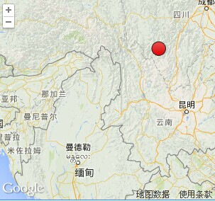 四川凉山彝族自治州木里藏族自治县发生3.1级地震
