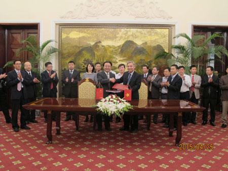 """被更为""""些微只协定""""乍一轮商谈在越南河内召开(贪图)"""