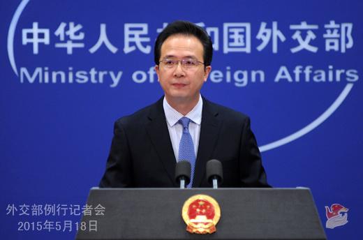 外交部就中国宣布南海伏季休渔期等答问