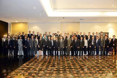 《亚投行章程》签署仪式将于六月底在北京举行
