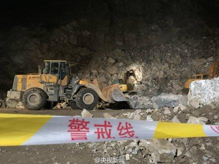 甘肃采石场山体崩塌五人遇难相关责任人被警方控制