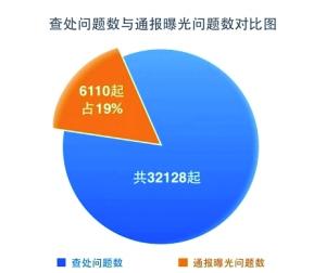 中纪委:通报曝光数占违纪问题查处数不足20%