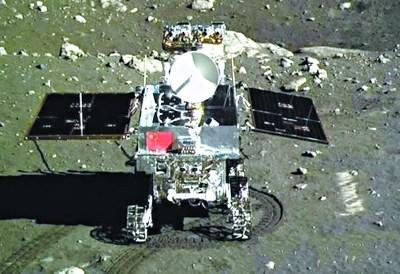 """广寒宫""""落户""""月球 中国元素月球地名达22个"""