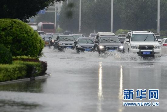 河北强降雨重灾区井陉县已确认死亡26人、失联34人