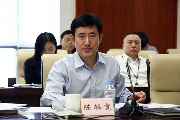 陈辐宽任山东省委常委、省纪委书记李法泉不再担任
