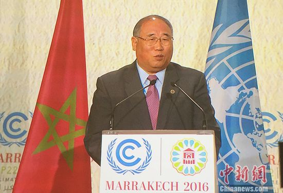 110国批准《巴黎协定》中国重申气候政策不变