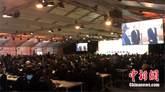 《巴黎协定》首次缔约方会议举行全球气候治理进入新阶段