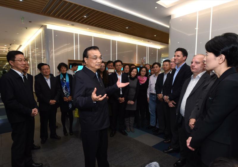 李克强:中国仍是全球最佳投资目的地