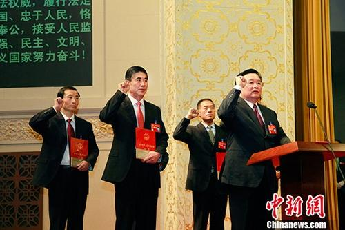 王国生当选青海省人大常委会主任王建军当选青海省省长