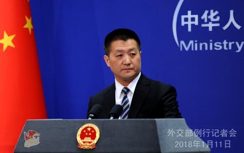 中方谈马克龙访华:对中法两国关系前景充满信心