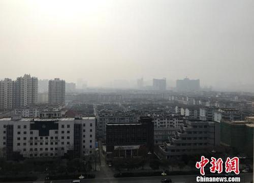 长江下游雪去霾来重污染天气等级预警升级