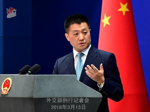 中方:推动各方谈出一个和平、稳定、无核的朝鲜半岛